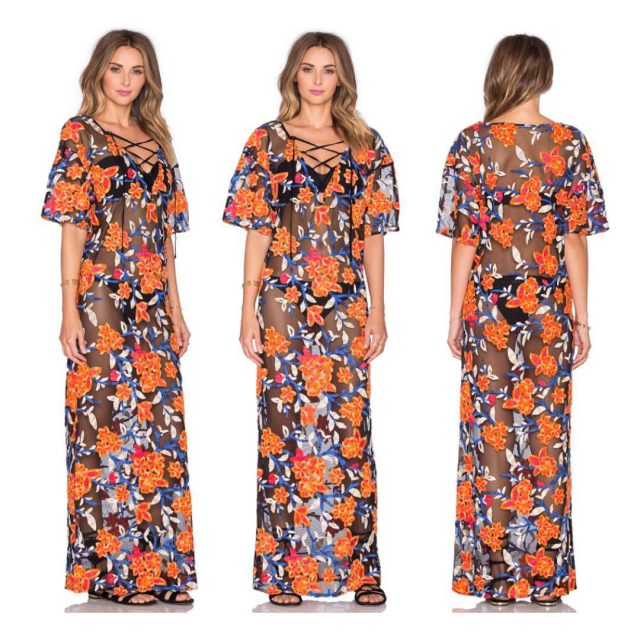 Our Valentina caftan is on sale at revolve But hurry!hellip